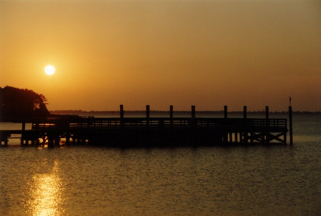 Sunrise, Roanoke Island